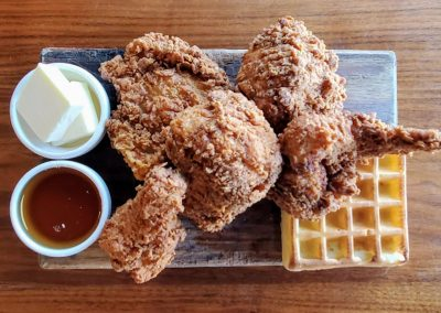 Chuck's Chicken and Waffles