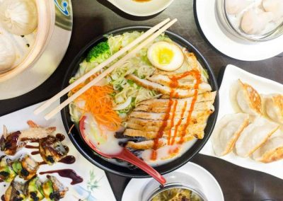 The Goban – Asian Grill in a Bowl